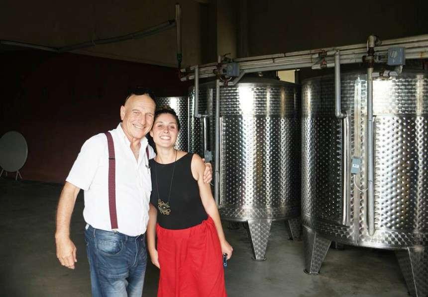Τα εκλεκτά κρασιά της Γουμένισσας γεννήθηκαν από μια ιστορία αγάπης