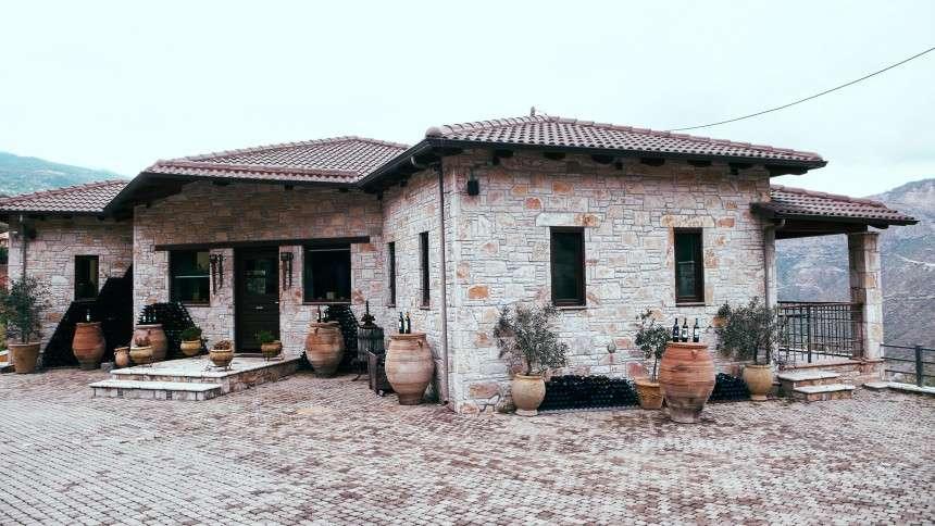 Επίσκεψη για τρύγο στο οινοποιείο Τετράμυθος: Από τις πλαγιές του Χελμού στις γωνιές του πλανήτη
