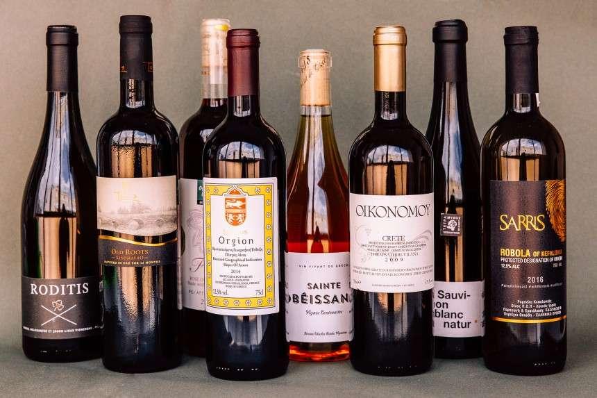 Η επανάσταση των φυσικών κρασιών