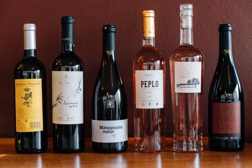 Έξι νέα ελληνικά κρασιά που αξίζει να δοκιμάσεις