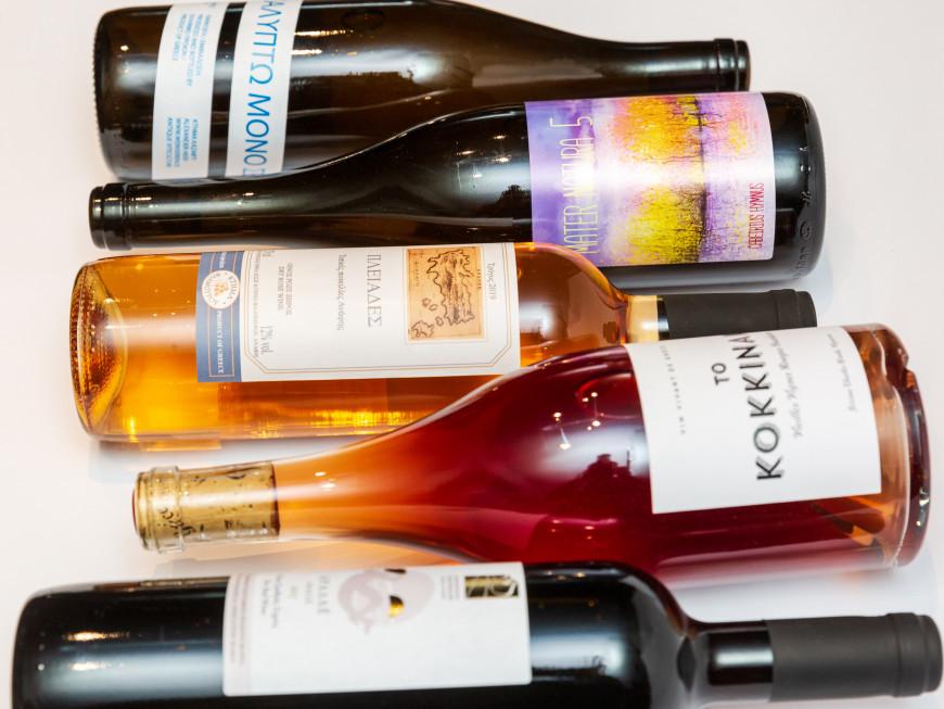 5 εξαιρετικά κρασιά από αιγαιοπελαγίτικα νησιά