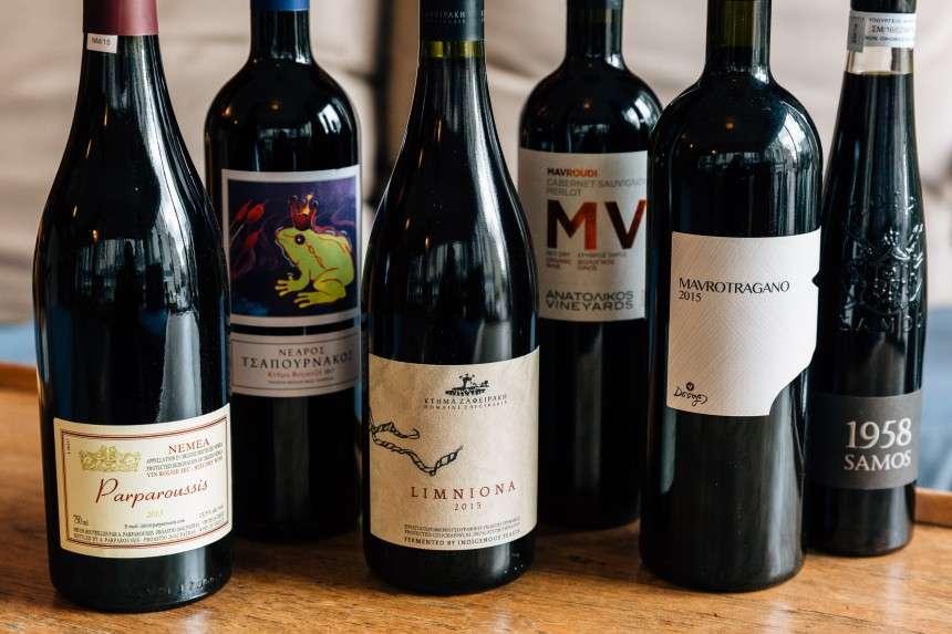 Έξι ελληνικά κρασιά, ιδανικά για αυτήν την εποχή