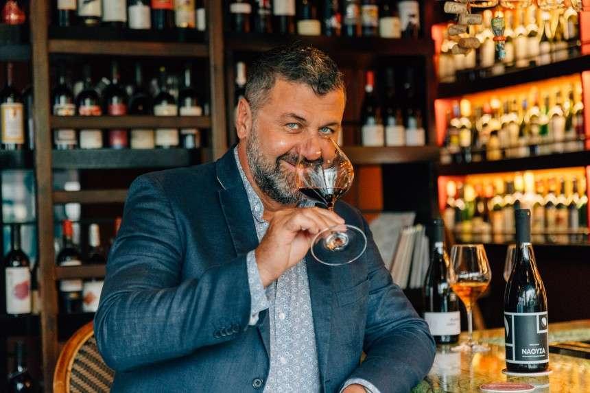 Γιώργος Ιωαννίδης: «Το κρασί είναι σαν τον παράφορο έρωτα, δεν έχει γυρισμό»