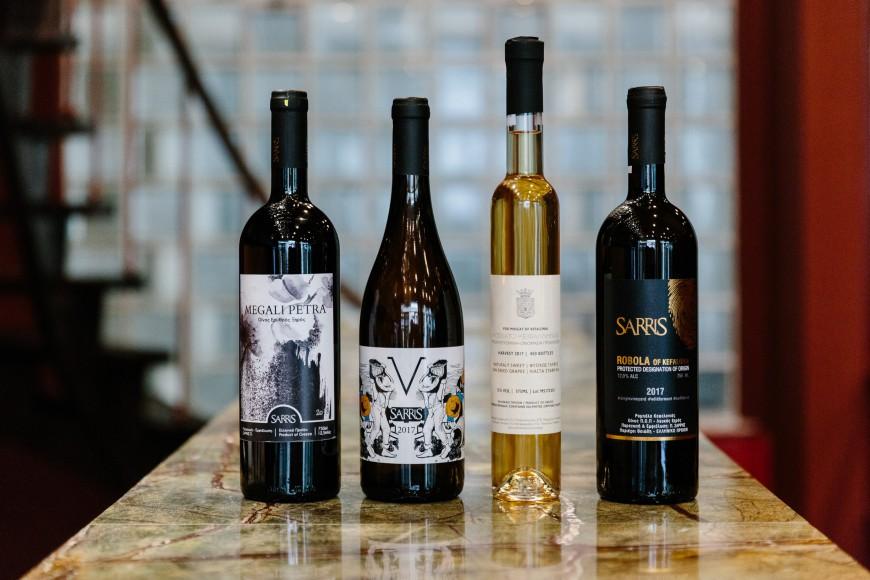 Ρομπόλα, Μαυροδάφνη, Μοσχάτο και άλλα υπέροχα κρασιά της Κεφαλονιάς