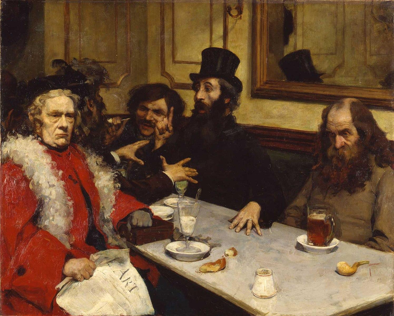Γεύση: Αρμονία ή αναρχία;
